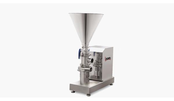 Equipment for Powder-liquid Mixing