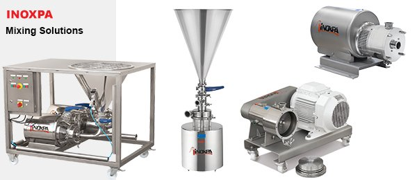 mixing-equipment