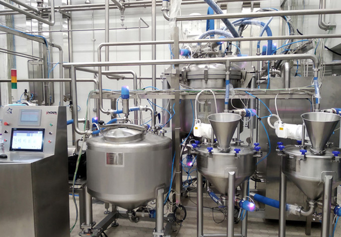 plant-for-batch-production-of-mayonnaise-sauce