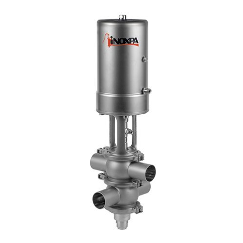 Shut-off Double Seat Mixproof Valve