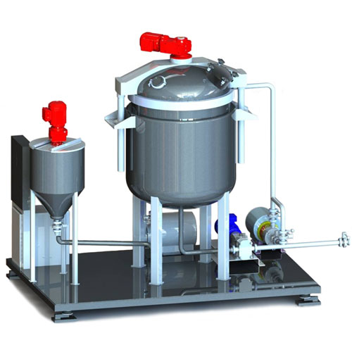 Production of Deodorant