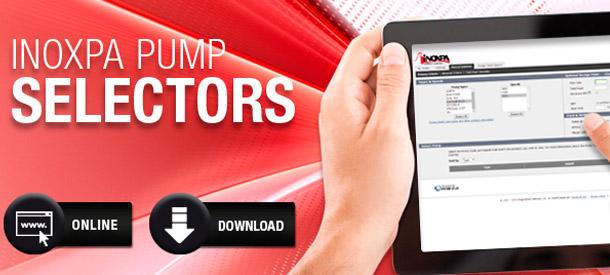 Pump selectors